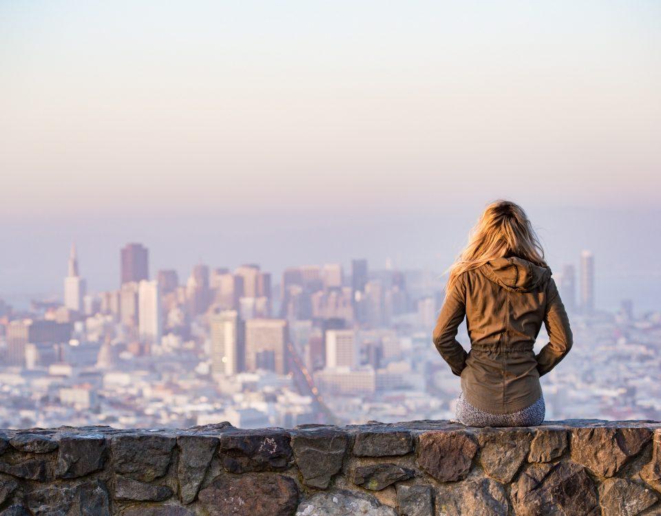 stad zwanger luchtvervuiling onderzoek